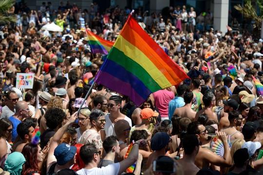 דגלי גאווה יתנוססו ברחובות המרכזיים של באר שבע? (צילום: גילי יערי/פלאש90)