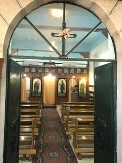 הכניסה הסודית בטובאס (צילום: בסאם אלמוהור)