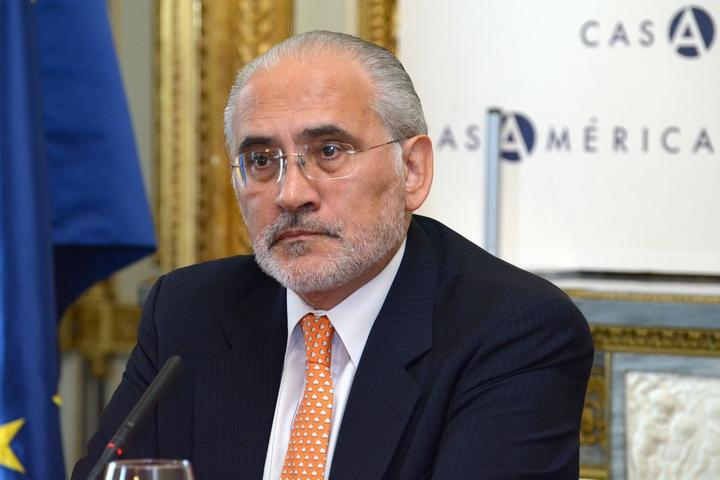 קרלוס מסה, המתמודד על נשיאות בוליביה (צילום: Casa de América)