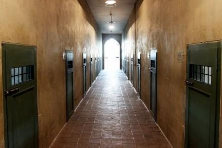 מסדרונות כלא אווין בטהראן (מאתר khabaronline.ir)