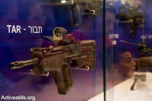 """דו""""ח מבקר המדינה: אין פיקוח משמעותי על כלי נשק בישראל"""
