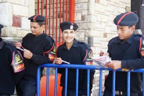 הרשויות במצרים נלחמות בחרם הבחירות של האזרחים