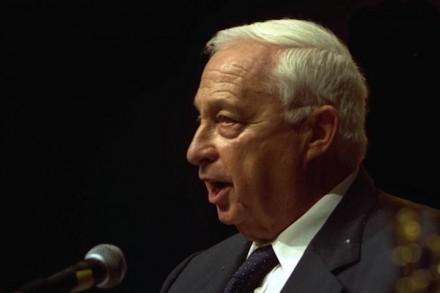 """ראש הממשלה לשעבר אריאל שרון (משה מילנר / לע""""מ)"""