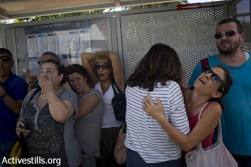 תמונות השבוע: קו עזה-ירושלים