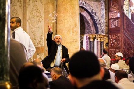 חגיגות עיד אל אדחא במסגד אל אקצא (צילום: Asim Bharwani פליקר CC BY-NC-ND 2.0)