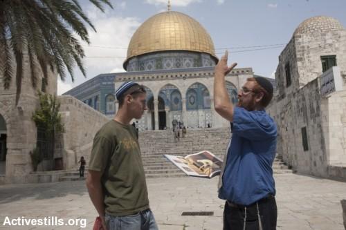 תנועת הר הבית לא מבקשת שוויון זכויות, אלא שליטה יהודית בלעדית