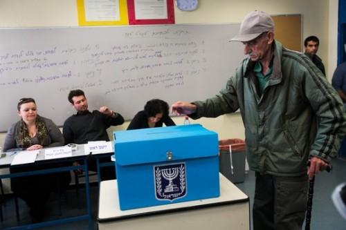 בבחירות הקרובות אני תורם את הקול שלי לפלסטיני מהשטחים