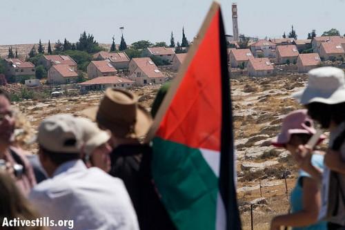 מה יעשו פלסטינים כשהשופט שמורה על הריסת בתיהם הוא מתנחל