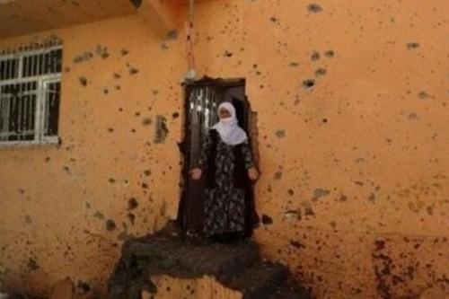 המלחמה בכורדיסטן התורכית שאיש לא מדבר עליה