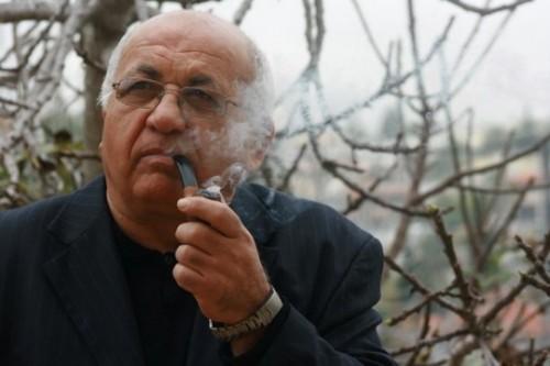 איש הרוח והסופר הפלסטיני סלמאן נאטור (1949-2016) צילום: נאיף נאטור, ויקימדיה CC BY-SA 3.0