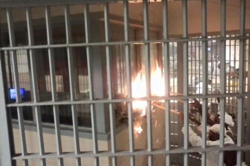 מרד אסירים באלבמה: דורשים חינוך ושיפור בתנאי הכליאה