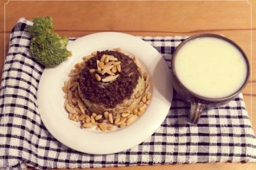 """""""פינת שלום קטנה"""" – ספר בישול טבעוני מהמטבח הערבי"""