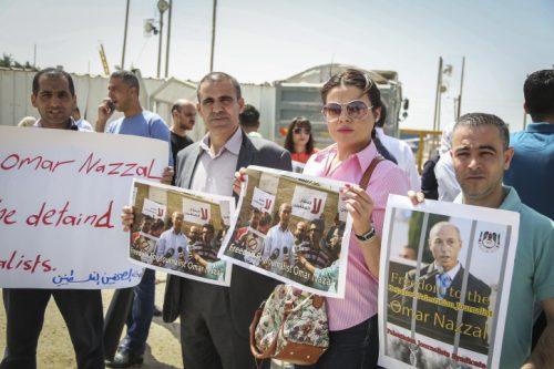 לאן נעלמת הסולידריות העיתונאית כשקולגה פלסטיני יושב 100 ימים במעצר מנהלי?