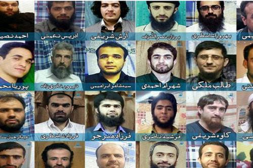 עשרים אסירים כורדים סונים הוצאו להורג באיראן
