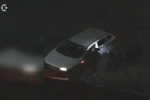 צפו: שוטרים ירו במכונית כשלא נשקפה להם כל סכנה, נוסע נהרג