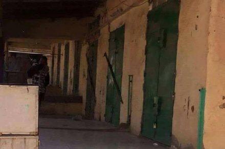 עסקים סגורים ברחובות חרטום (צילום באדיבות פעילי מחאה בסודאן)