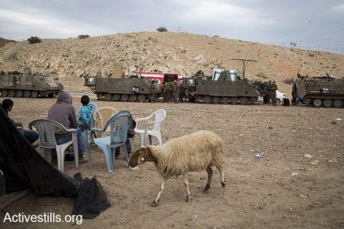 עשרות תושבי בקעת הירדן פונו מבתיהם השבוע לטובת אימונים צבאיים