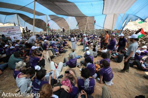 יהודי התפוצות עושים לשמאל הישראלי בית ספר למאבק בכיבוש