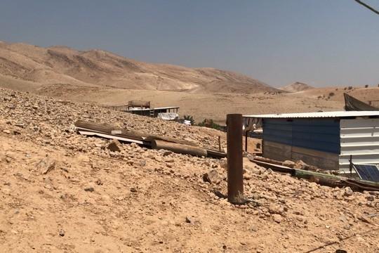 בתי פח בראס אל-עוג'א (צילום: בסאם אלמוהור)