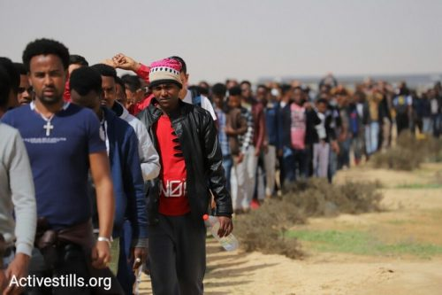 """מומחים מטעם האו""""ם קוראים לעצור את גירוש מבקשי המקלט"""