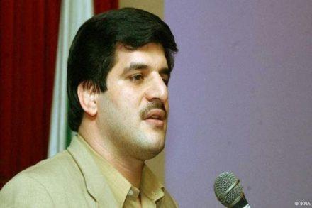 רסול חאדם, יושב ראש פדרציית ההתאבקות האיראנית