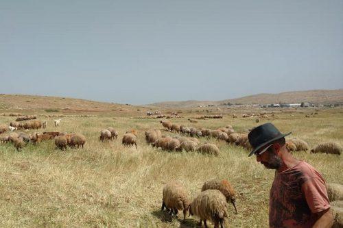 כך מסמן הצבא את מי שמגן על הרועים בבקעה