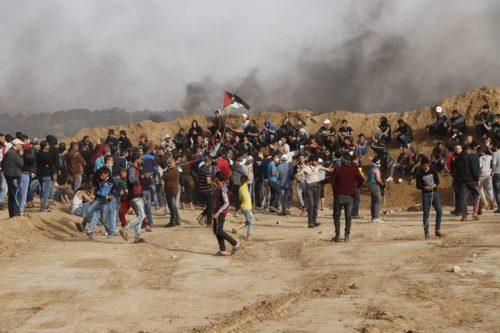 יום השישי השלישי לצעדות השיבה בעזה: הרוג אחד, מעל 500 פצועים