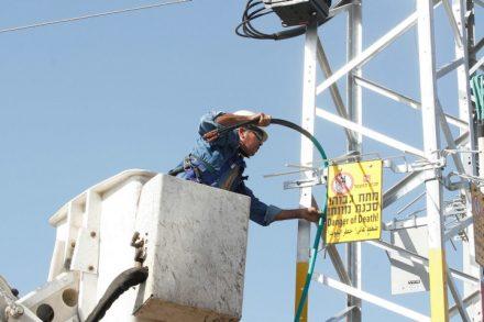 עובדי חברת חשמל. נתניהו והארץ נגד העבודה המאורגנת (פלאש 90)