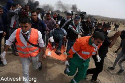 ישראל רוצה מערכת בריאות מתפקדת בעזה רק כדי להמשיך ולהכות בה