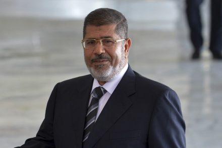 נשיא מתרים לשעבר מוחמד מורסי (צילום: Wilson Dias/ABr, ויקימדיה, CC BY 3.0 BR)