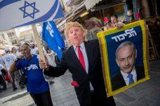 """הבריחה של טראמפ מהמזה""""ת דווקא טובה לישראלים ולפלסטינים"""