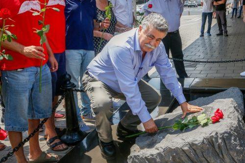 פרץ, העצרת לציון הטבח בכפר קאסם חשובה מעצרת רבין