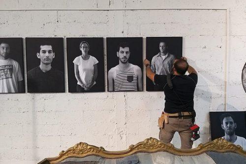 לשבור שתיקה גם מול המצלמה: חיילים שמסרו עדות נחשפים בתערוכה חדשה