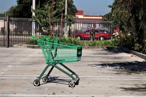 עגלת קניות (צילום: joey zanotti)